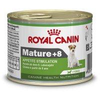 Nassfutter Royal Canin Mature +8