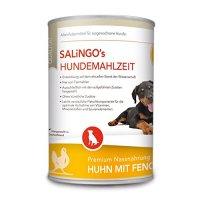 Nassfutter Salingo Huhn mit Fenchel & Reis