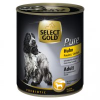 Nassfutter Select Gold Pure Huhn