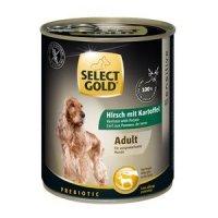 Nassfutter Select Gold Sensitive Adult Hirsch & Kartoffeln