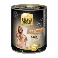 Nassfutter Select Gold Sensitive Adult Lamm & Kartoffeln