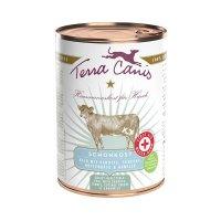 Nassfutter Terra Canis First Aid - Magen-Darm-Schonkost Kalb