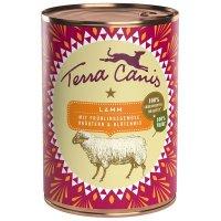 Nassfutter Terra Canis Lamm mit Frühlingsgemüse, Kräutern und Blütenmix