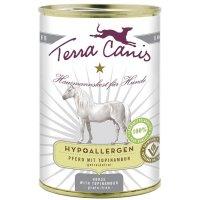Nassfutter Terra Canis Pferd mit Topinambur / Hypoallergen, getreidefrei