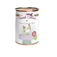 Nassfutter Terra Canis First Aid - Schonkost Huhn mit Karotte, Fenchel, Hüttenkäse und Kamille