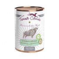 Nassfutter Terra Canis Wasserbüffel mit Süßkartoffel / Hypoallergen, getreidefrei