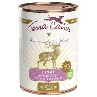 Nassfutter Terra Canis Wild Light mit Gurke, Pfirsich und Löwenzahn