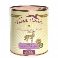 Nassfutter Terra Canis Wild mit Kürbis, Preiselbeeren & Amaranth