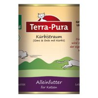 Nassfutter Terra-Pura Bio-Kürbistraum