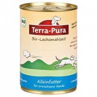 Nassfutter Terra-Pura Bio-Lachsmahlzeit