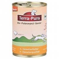 Nassfutter Terra-Pura Bio-Putenmenü Senior