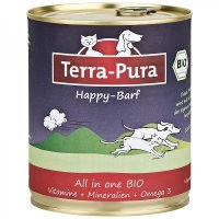 Nassfutter Terra-Pura Happy-BARF