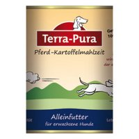 Nassfutter Terra-Pura Pferd-Kartoffel-Mahlzeit