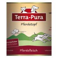 Nassfutter Terra-Pura Pferdetopf