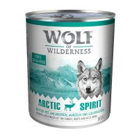 Nassfutter Wolf of Wilderness Arctic Spirit