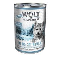Nassfutter Wolf of Wilderness Blue River Junior