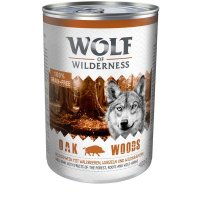 Nassfutter Wolf of Wilderness Oak Woods