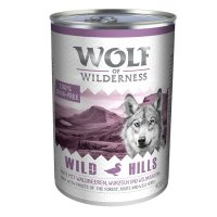 Nassfutter Wolf of Wilderness Wild Hills