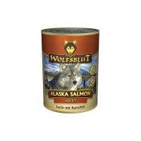 Nassfutter Wolfsblut Alaska Salmon Adult