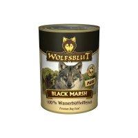 Nassfutter Wolfsblut Black Marsh Pure
