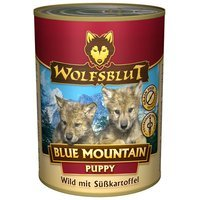 Nassfutter Wolfsblut Blue Mountain Puppy