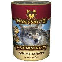Nassfutter Wolfsblut Blue Mountain