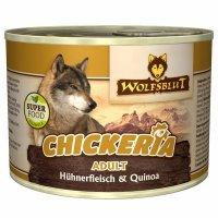 Nassfutter Wolfsblut Chickeria Adult Hühnerfleisch & Quinoa