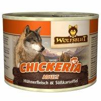 Nassfutter Wolfsblut Chickeria Adult Hühnerfleisch & Süßkartoffel