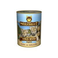 Nassfutter Wolfsblut Cold River Puppy