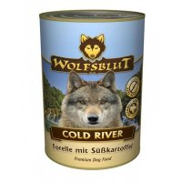 Nassfutter Wolfsblut Cold River