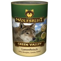 Nassfutter Wolfsblut Green Valley