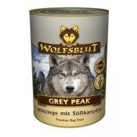 Nassfutter Wolfsblut Grey Peak Wildziege mit Süßkartoffel