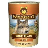 Nassfutter Wolfsblut Wide Plain Adult - Pferd & Quinoa