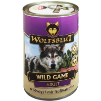 Nassfutter Wolfsblut Wild Game Adult