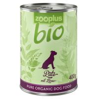 Nassfutter zooplus bio Bio Pute mit Hirse
