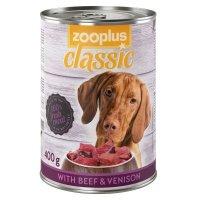 Nassfutter Zooplus Classic Mix, 2 Sorten