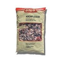 Rohfutter DIBO Frostfutter Kochfleisch