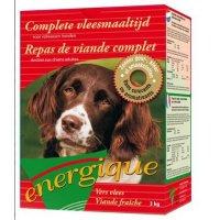Rohfutter Energique Frostfutter für erwachsene Hunde