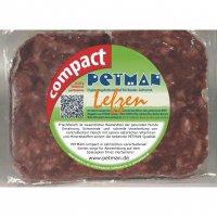 Rohfutter Petman Compact Frostfutter Lefzen
