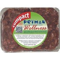 Rohfutter Petman Compact Frostfutter Wellness