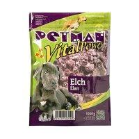 Rohfutter Petman Frostfutter Elch