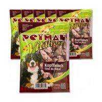 Rohfutter Petman Frostfutter Kopffleisch