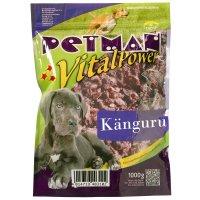 Rohfutter Petman Frostfutter Vital Power Känguru