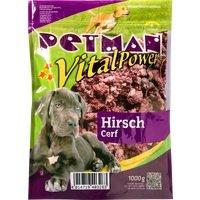Rohfutter Petman Frostfutter VitalPower Hirsch
