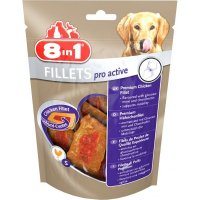Snacks 8in1 Fillets Pro Active S