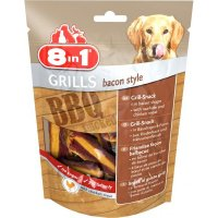 Snacks 8in1 Grills Bacon Style
