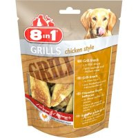 Snacks 8in1 Grills Chicken Style