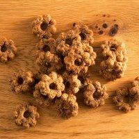 Snacks alsa nature Putenleber-Rosetten