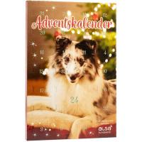 Snacks alsa nature Weihnachtskalender für Hunde
