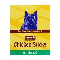 Snacks animonda Chicken-Sticks Strauss